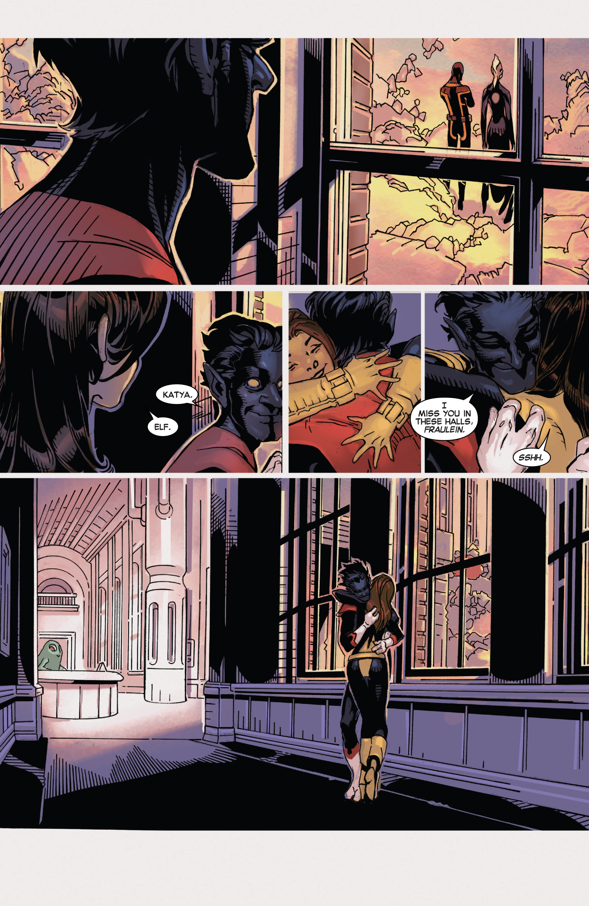 Read online Uncanny X-Men (2013) comic -  Issue # _TPB 4 - vs. S.H.I.E.L.D - 125