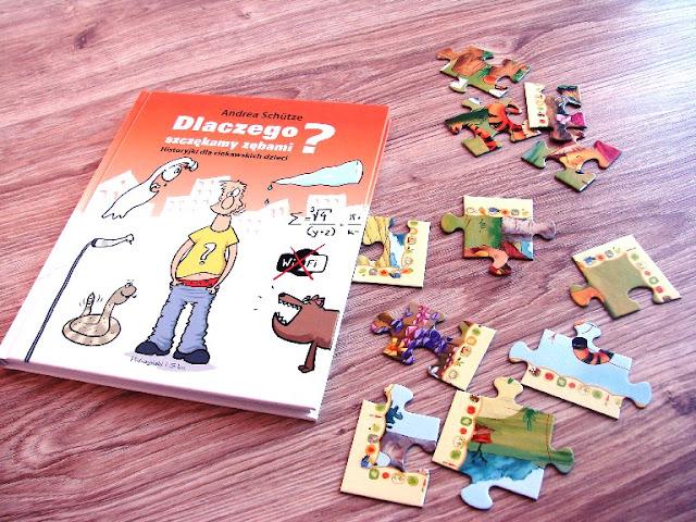 książka dla ciekawego dziecka