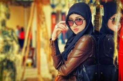 Pemilihan Kain Hijab