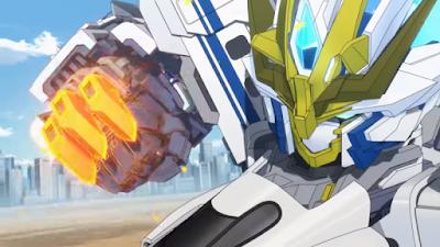 """""""Shinkansen Henkei Robo Shinkalion the Animation"""" la próxima serie anime de los trenes Shinkansen"""