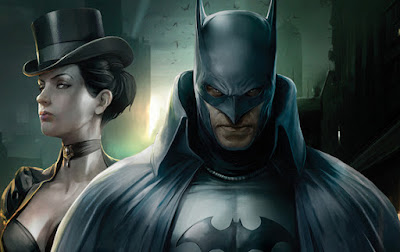 Batman Gotham By Gaslight Banner