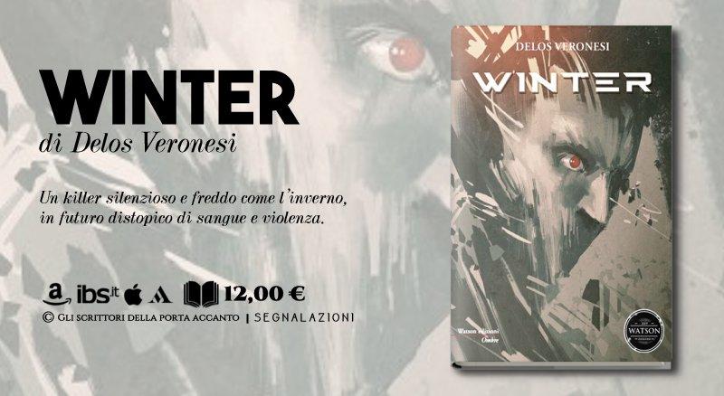 Winter, di Delos Veronesi - Gli scrittori della porta accanto