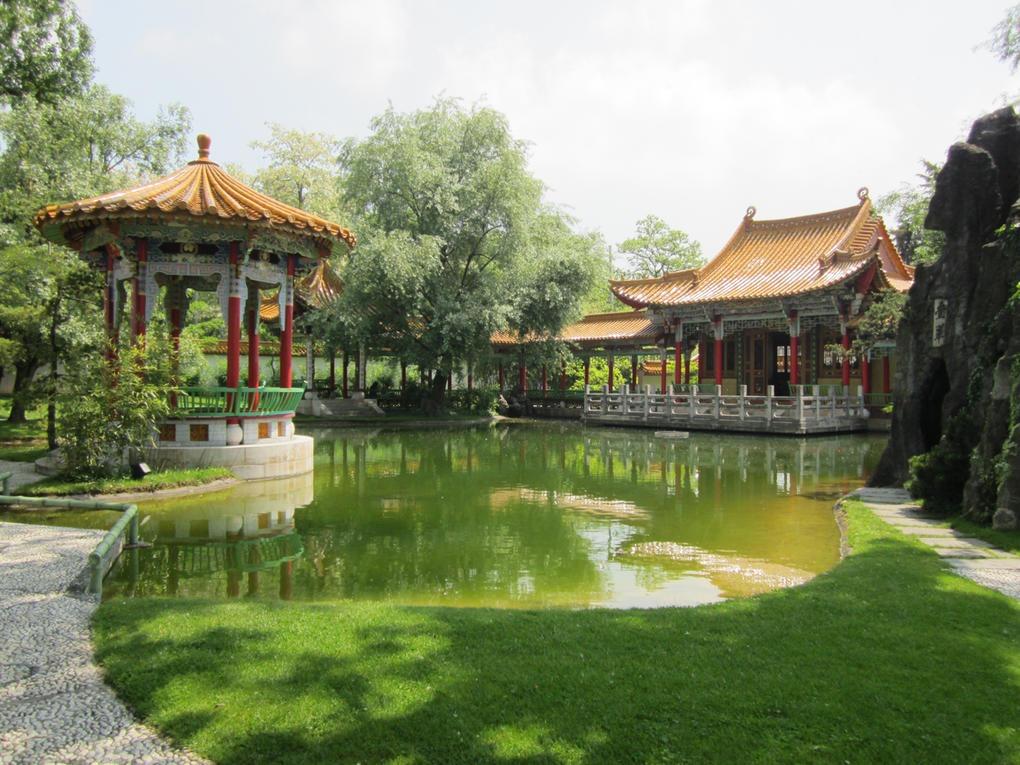 Chinese Garten - Zurich