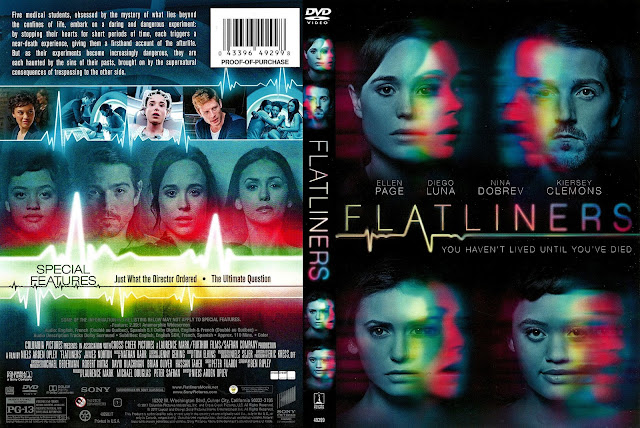 Flatliners DVD Cover