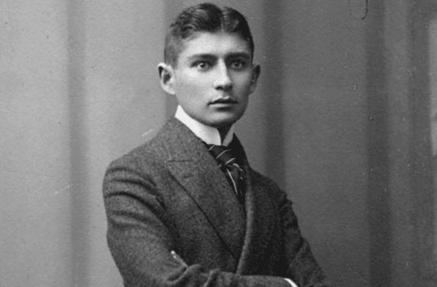 Franc Kafka, letra dashurie