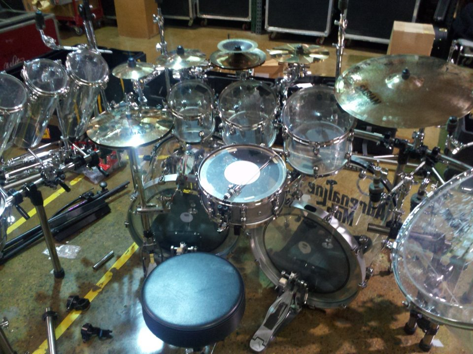 If You Had To Choose 1 Artist S Kit Archive Pearl Drummers Forum