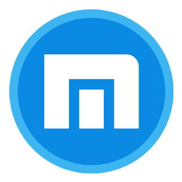 Maxthon Logo folder icons