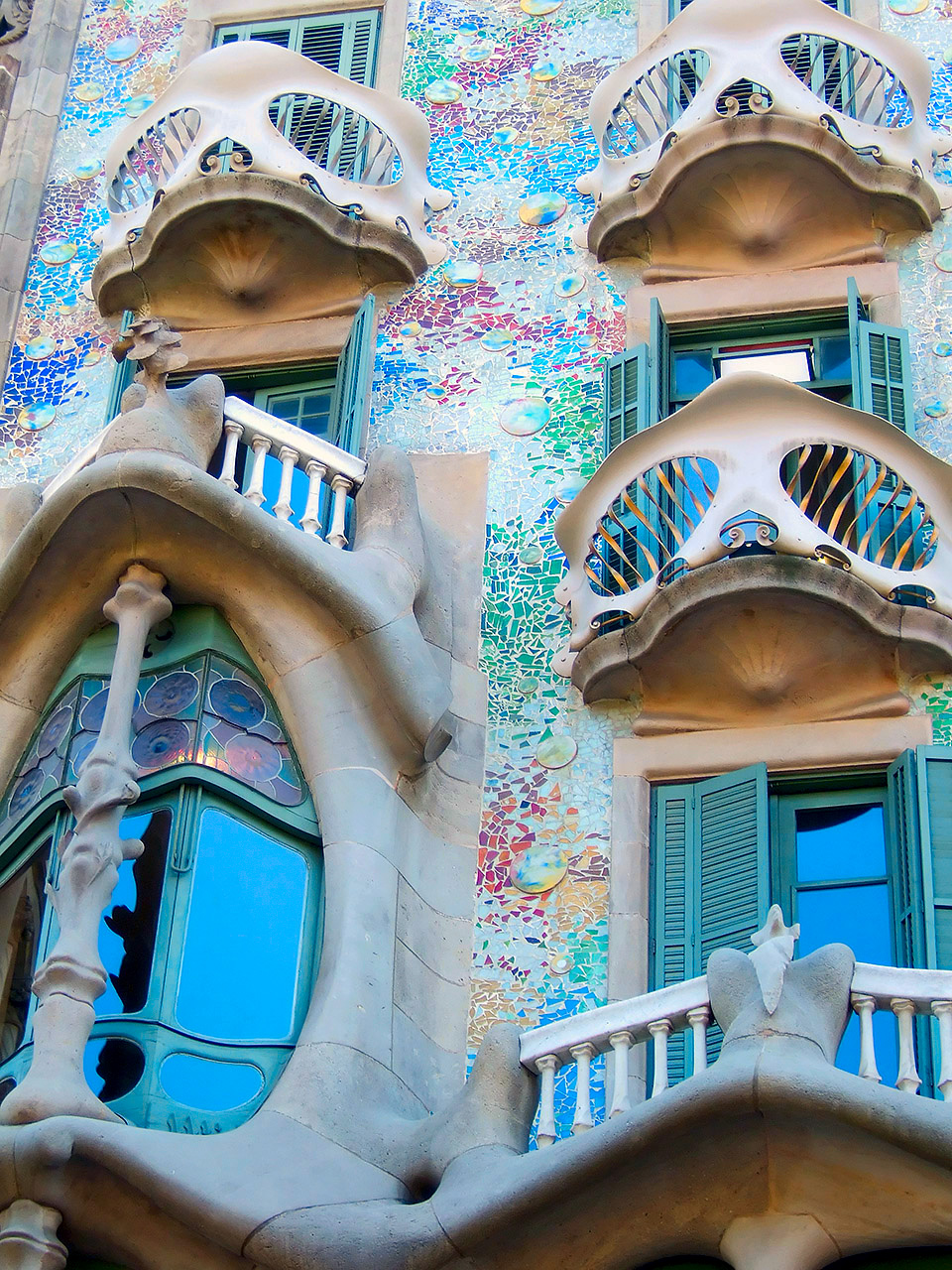 Art is everywhere street art can be architecture for Casa design