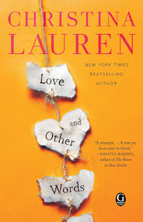 Review: Love and Other Words by Christina Lauren audiobook