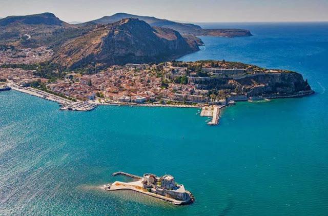 Μέχρι τις 15 Μαρτίου κλειστό το νότιο τμήμα στο λιμάνι Ναυπλίου
