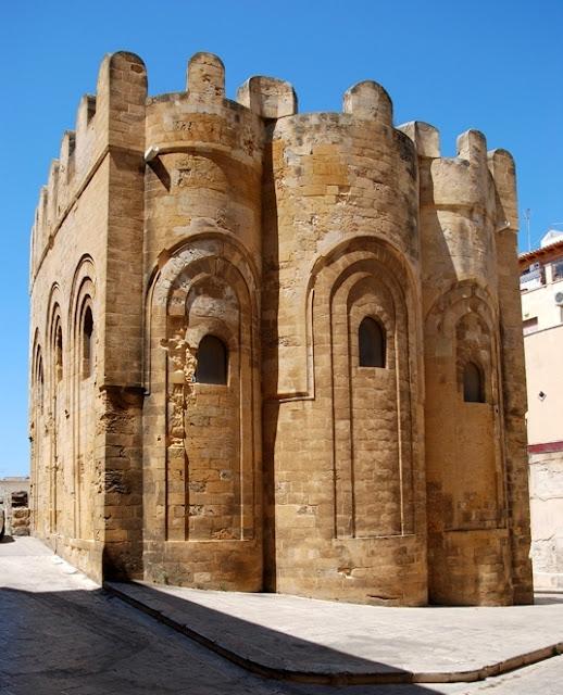 Chiesa di San Nicolò Regale - Mazara del Vallo