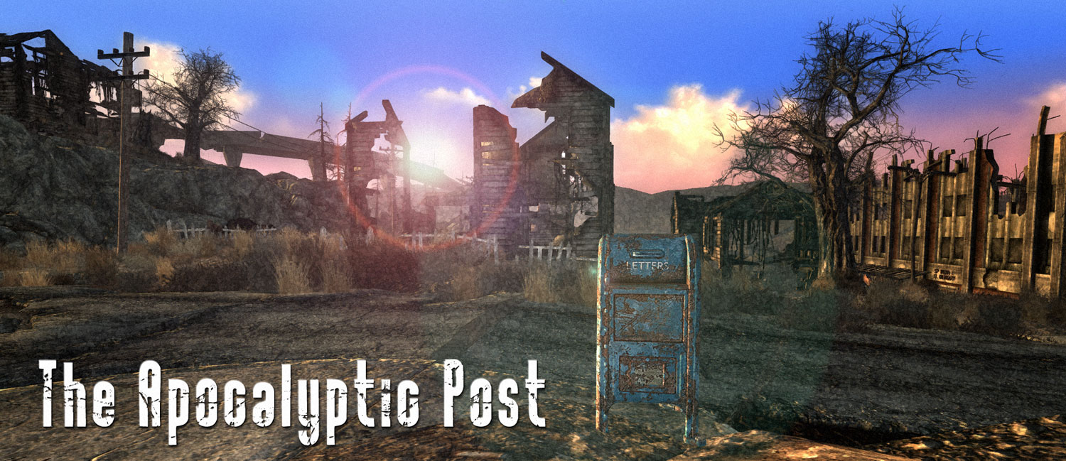 Apocalyptic Post - Ponderings of the Apocalypse