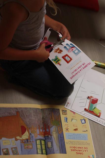 olalar magazine art pour enfant éditions faton blog planete parentage IEF homeschooling art study van gogh