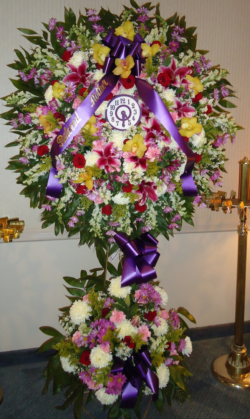 Glendale florist funeral designs wreaths izmirmasajfo