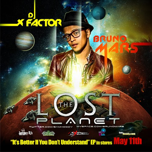 Bruno Mars Albums: Bruno Mars - The Lost Planet (2010)