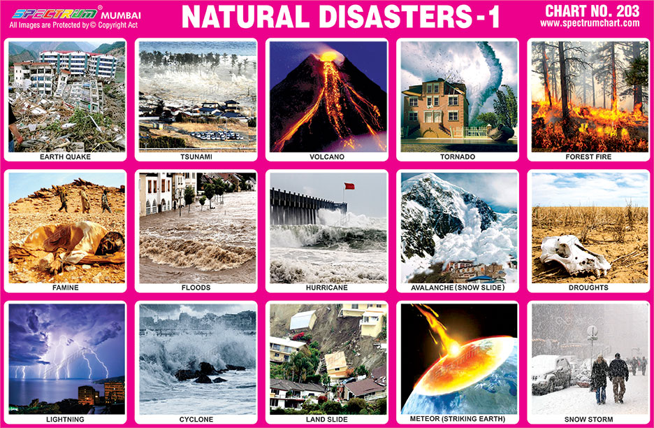 Big Natural Disasters