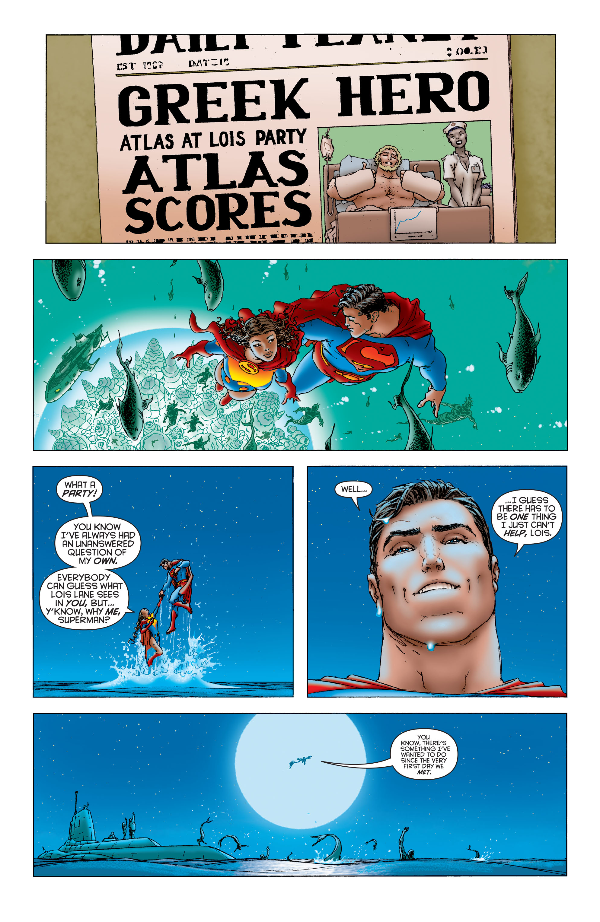 Read online All Star Superman comic -  Issue #3 - 20