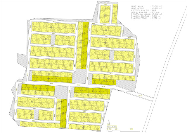 Peta Site Plan