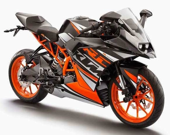 Modifikasi motor KTM