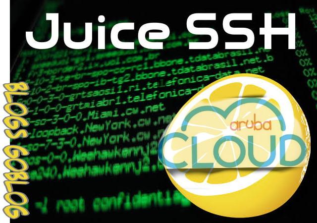 Cara menjalankan VPS di  Aplikasi Juice SSH Android untuk membuat SSH Terbaru