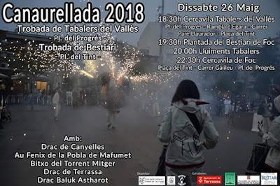Canaurellada 2018