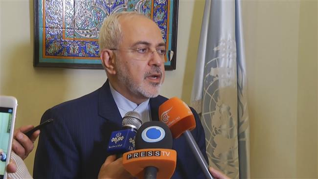 US not fully compliant with spirit of nuclear deal: Iranian foreign minister Mohammad Javad Zarif