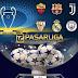 Undian Perempat Final Liga Champions 2017/2018: Skenario Duel 5 Eks Jawara Eropa