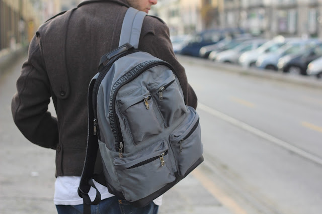 dirk bikkembergs backpack