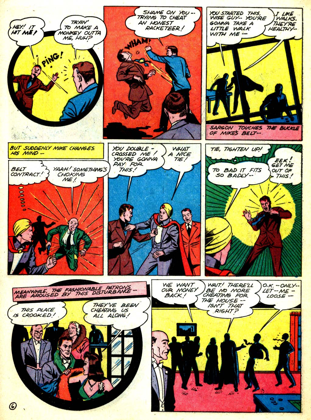 Read online All-American Comics (1939) comic -  Issue #39 - 40