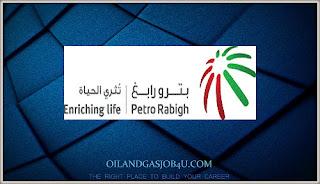 Petro Rabigh Saudi Arabia job vacancies