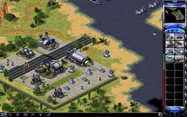 Command & Conquer Red Alert 2 RIP Version Download - ReddSoft
