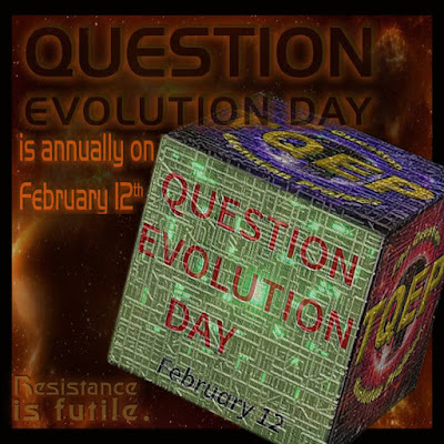 Question Evolution Day should prompt people to think. Word definitions make things more confusing, especially when secular science uses buzzwords and propaganda.