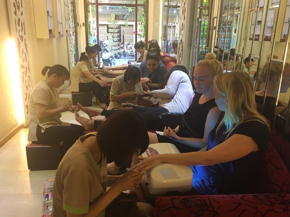 Hanoi Spa Paradise Review