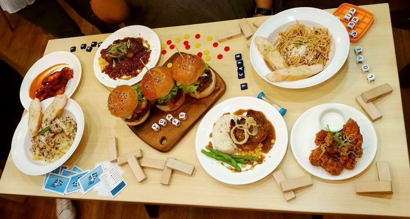 New food items at Y Café