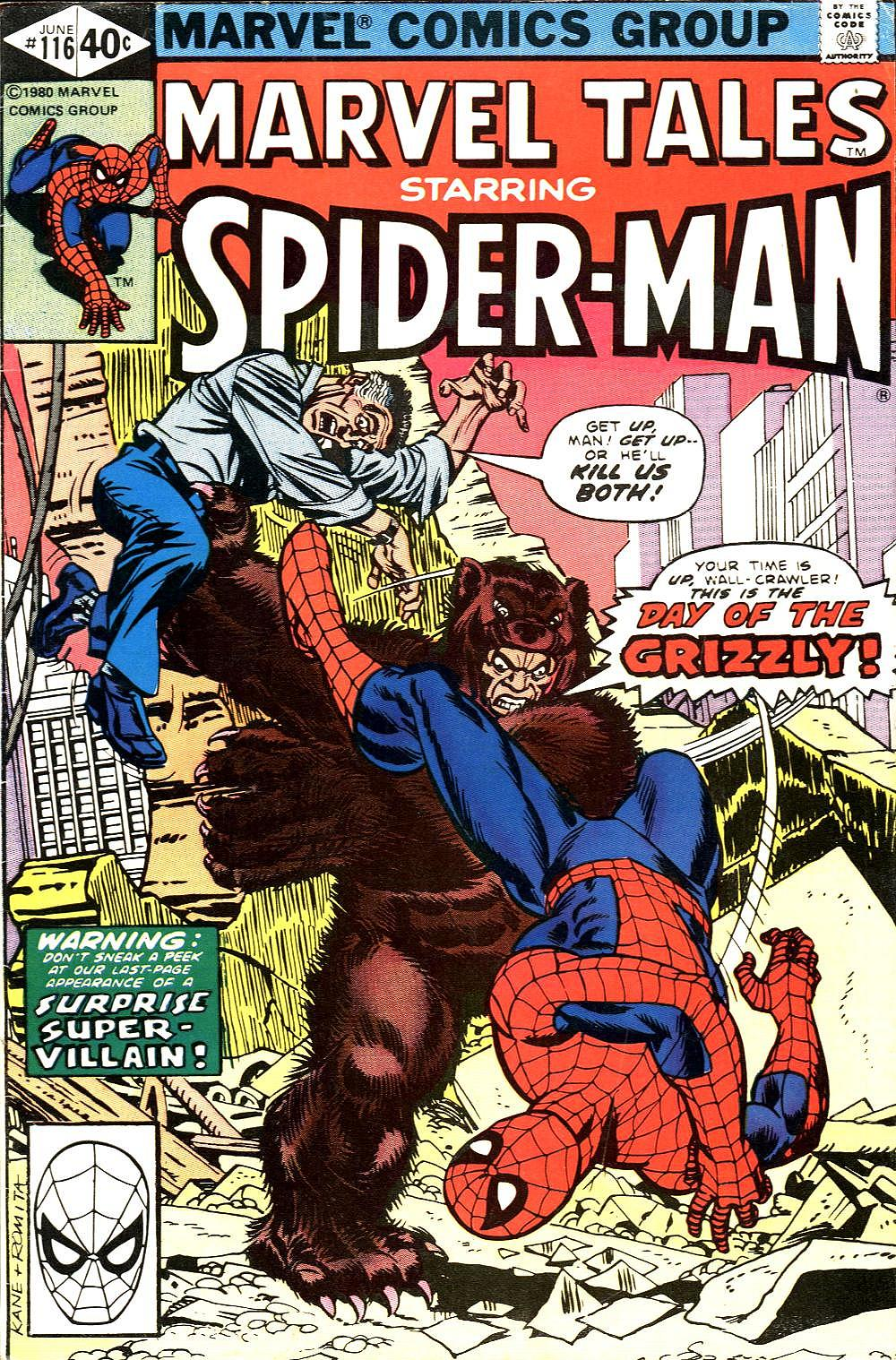 The Amazing Spider-Man (1963) 139 Page 1