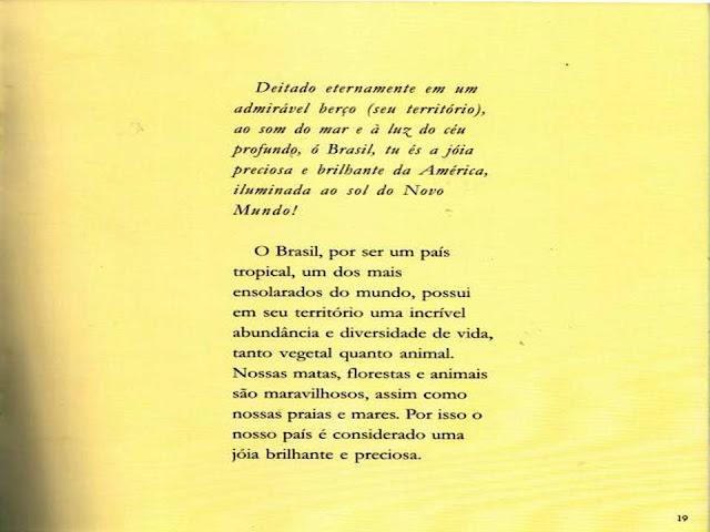 JUCA BRASILEIRO E O HINO NACIONAL