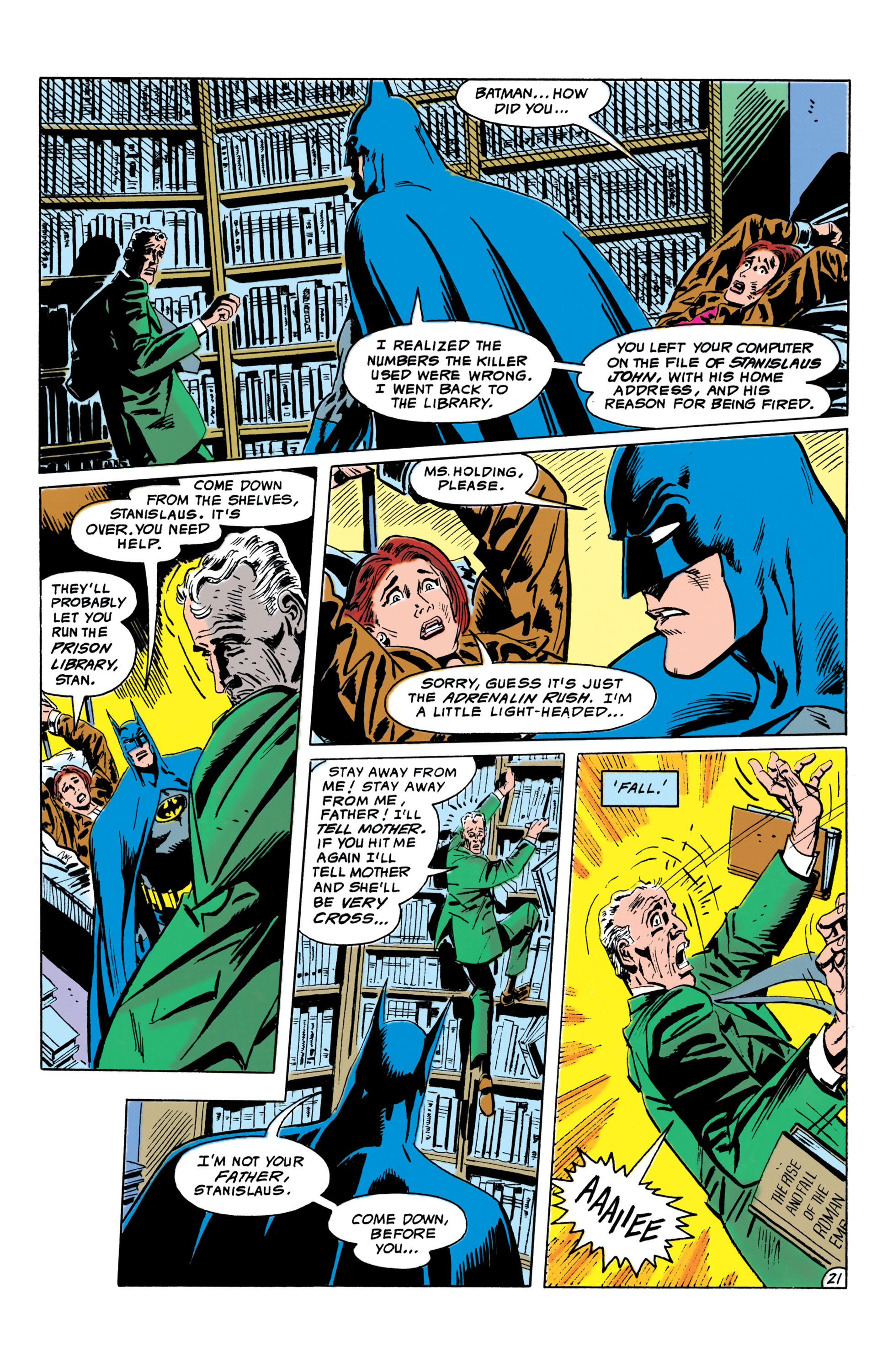 Detective Comics (1937) 643 Page 21