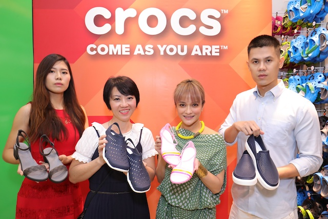 Crocs New Concept Store In KLCC - 'Come As You Are'