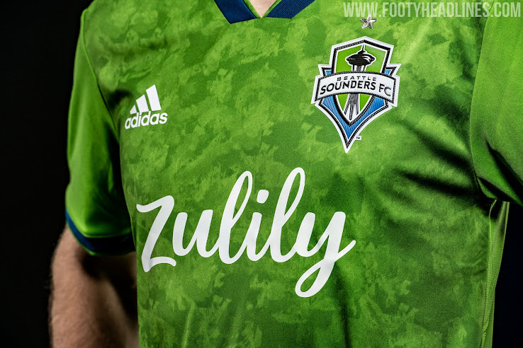 newest 36f08 9d3b0 No More Xbox: Seattle Sounders 2019 Home Kit Revealed ...