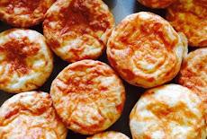 طريقة عمل مافين الجبن Pao de Queijo البرازيلى