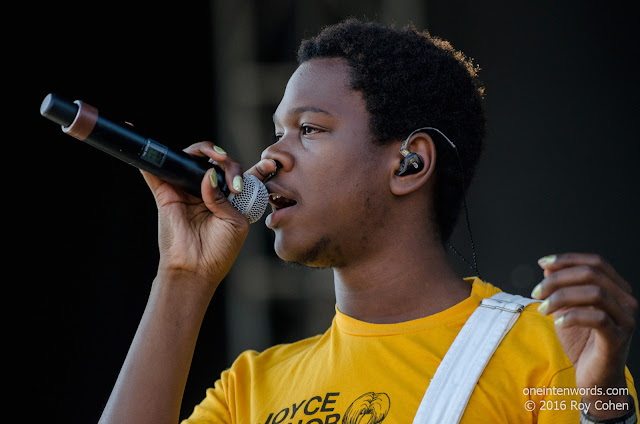 Shamir at NXNE 2016 at The Portlands in Toronto June 17, 2016 Photo by Roy Cohen for One In Ten Words oneintenwords.com toronto indie alternative live music blog concert photography pictures