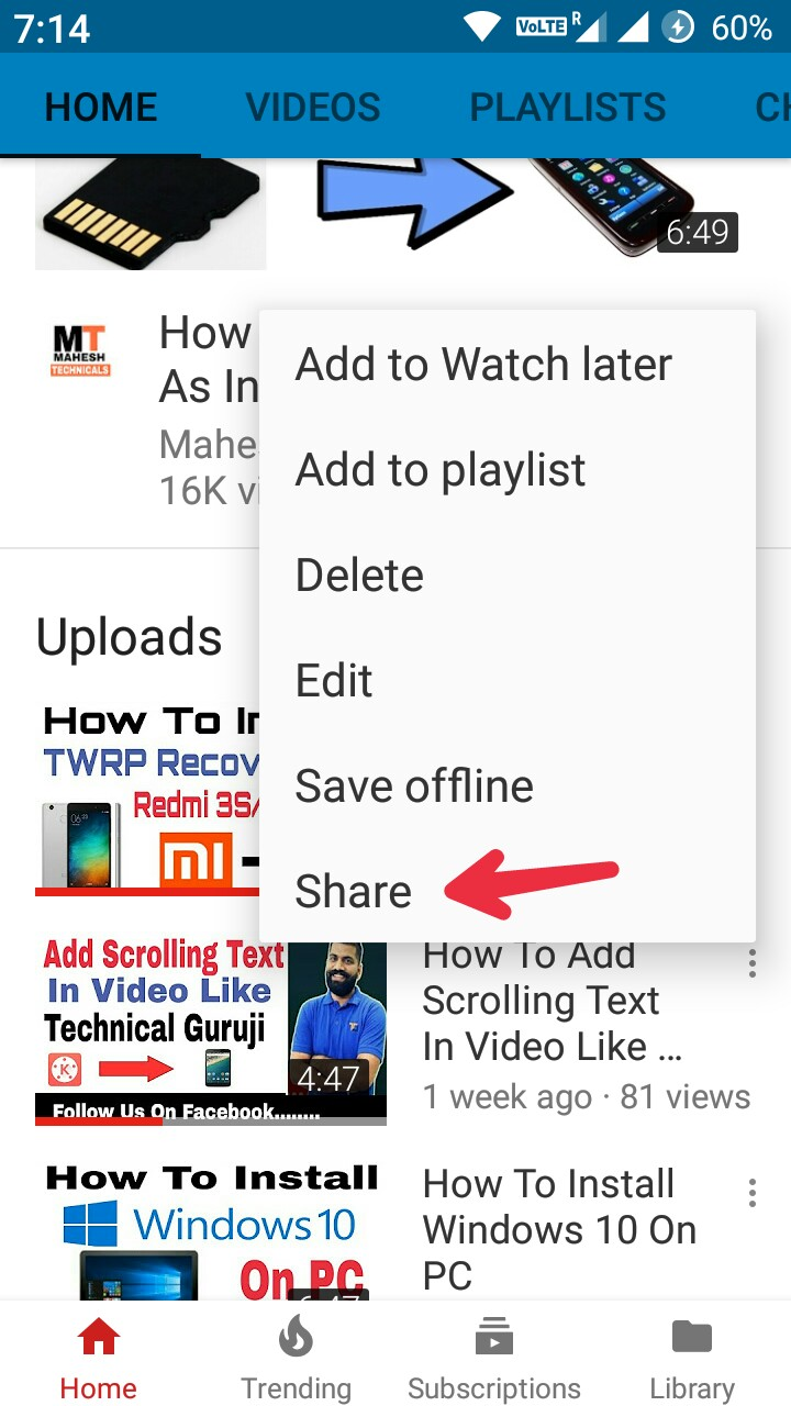 How To Find Tags Of Any Youtube Video On Android
