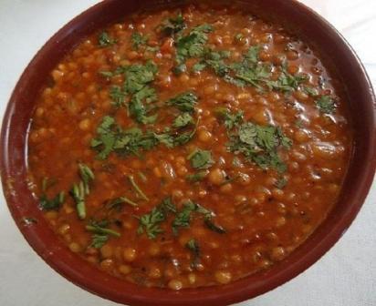 Malka Masoor Dal Recipe