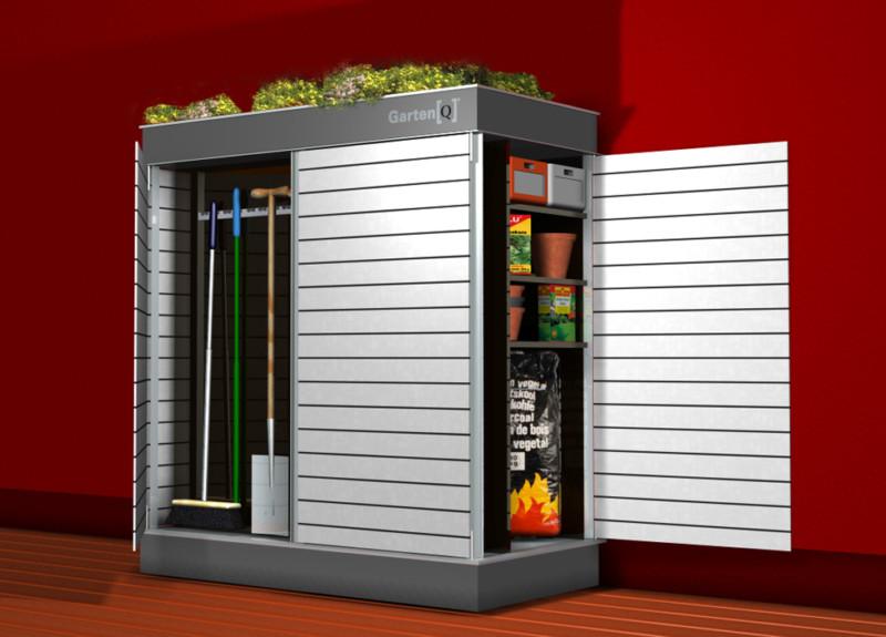 moderne designer gartenh user. Black Bedroom Furniture Sets. Home Design Ideas