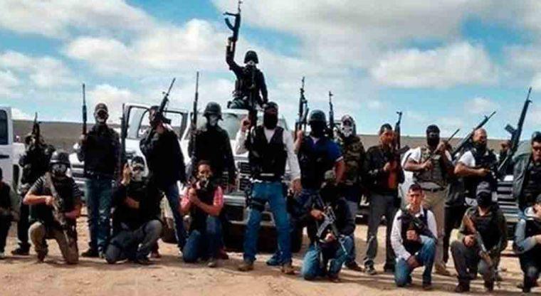 Aseguran alianza y avance del Cartel de Jalisco Nueva Generación y La Línea