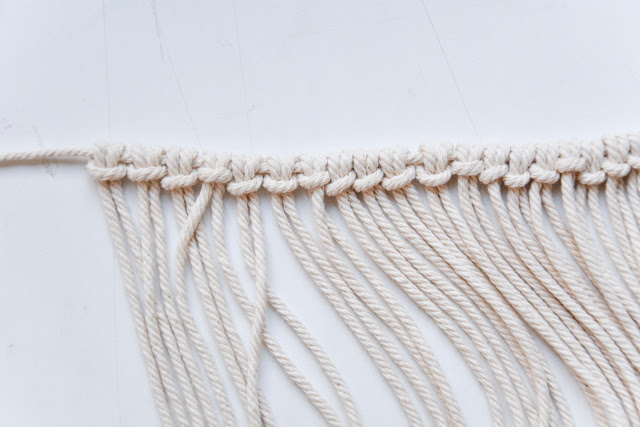 colocamos las cuerdas