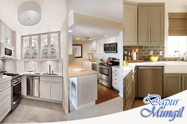 Cara Menata Dapur dan Mendesain Dapur Agar Terlihat Luas