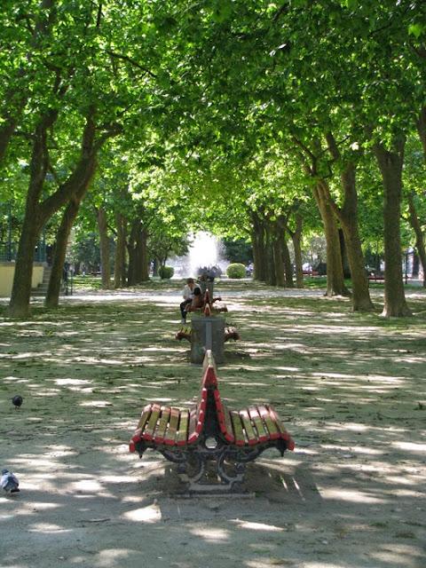 Jardins de Palácio de Crisal
