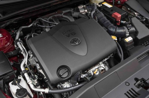 2019 Toyota Camry XSE V6 4Dr Sedan