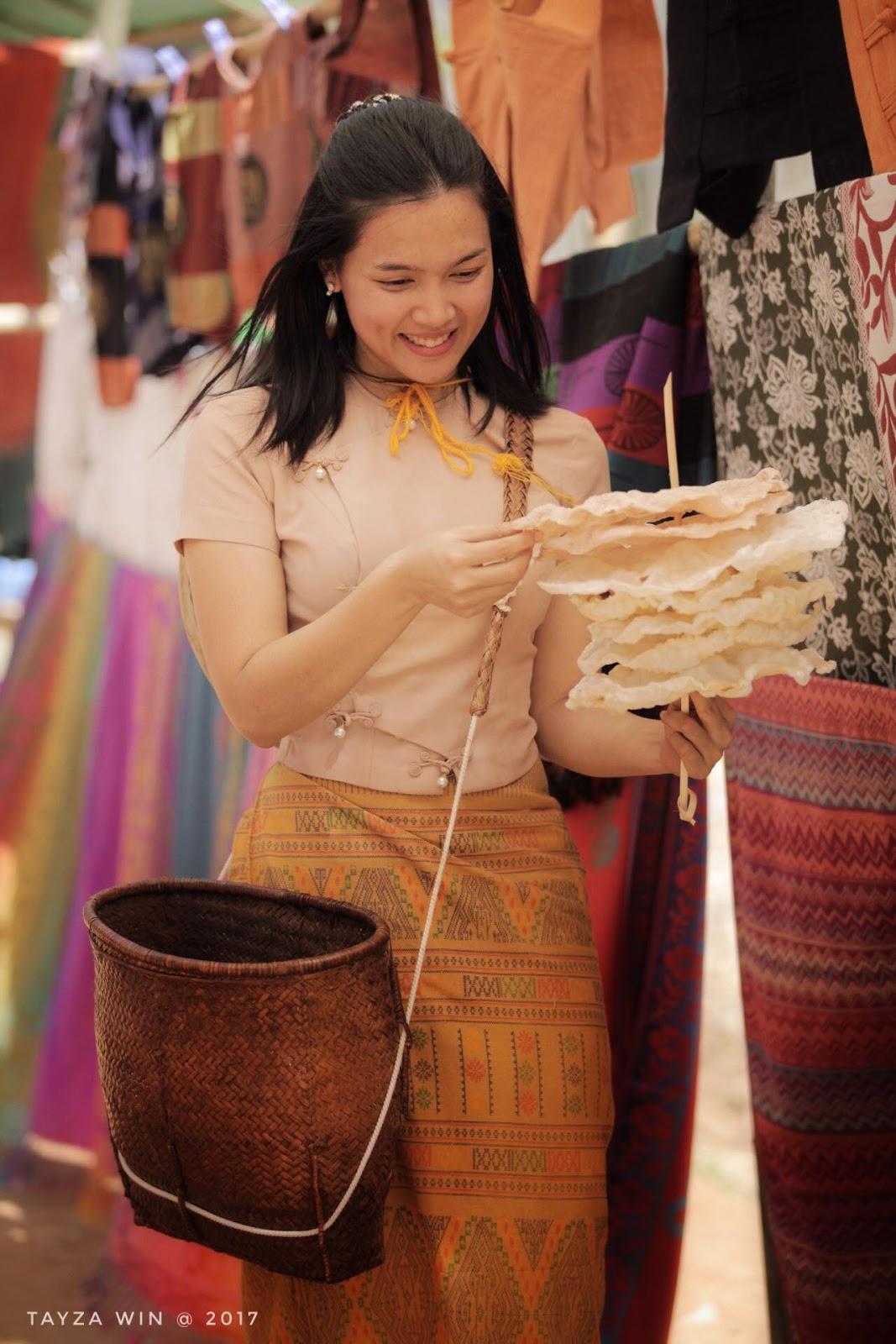 Amazing Aye Myat Thu Traveling Pictures